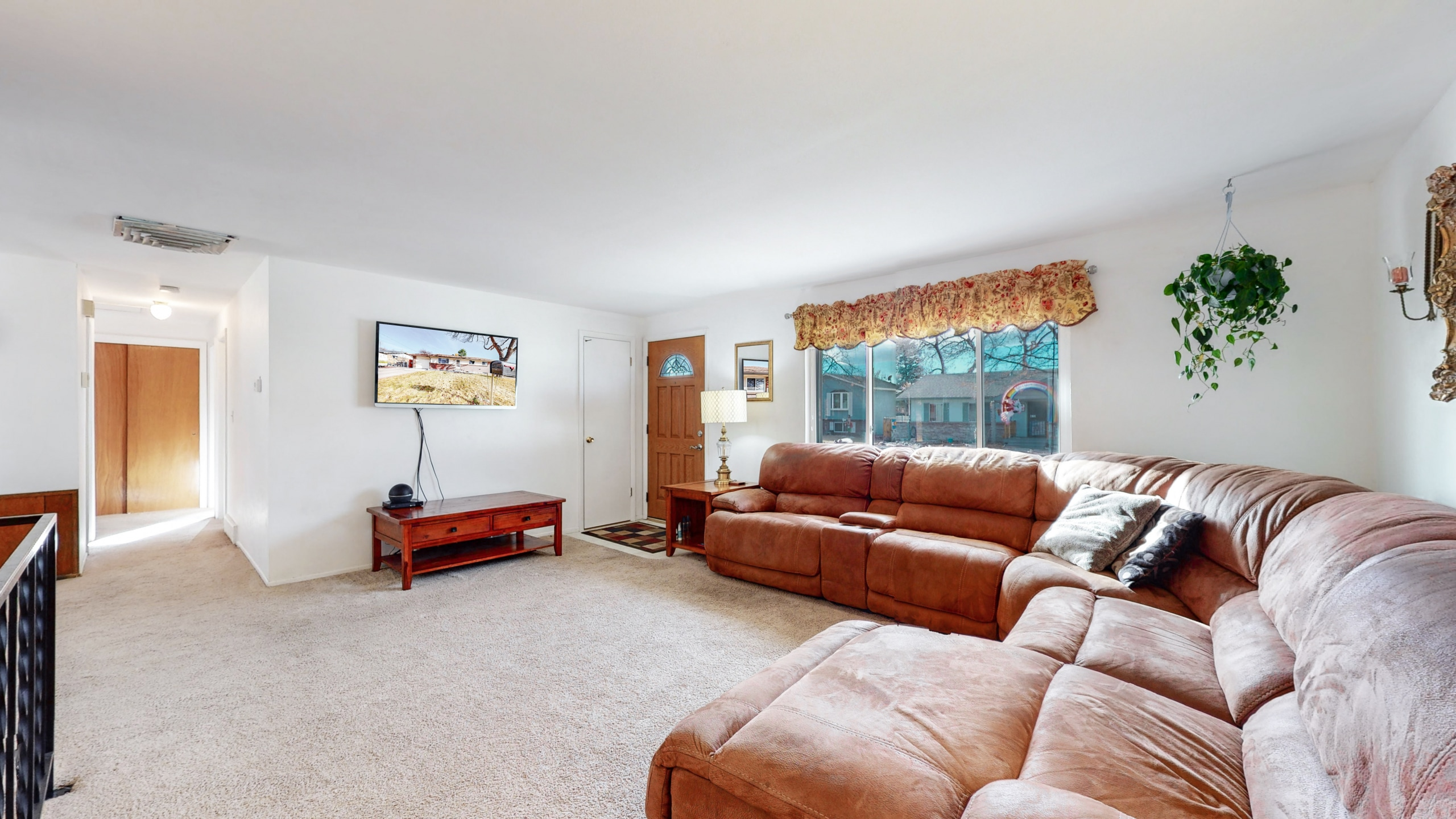 Arvada Home Living Room Open Concept