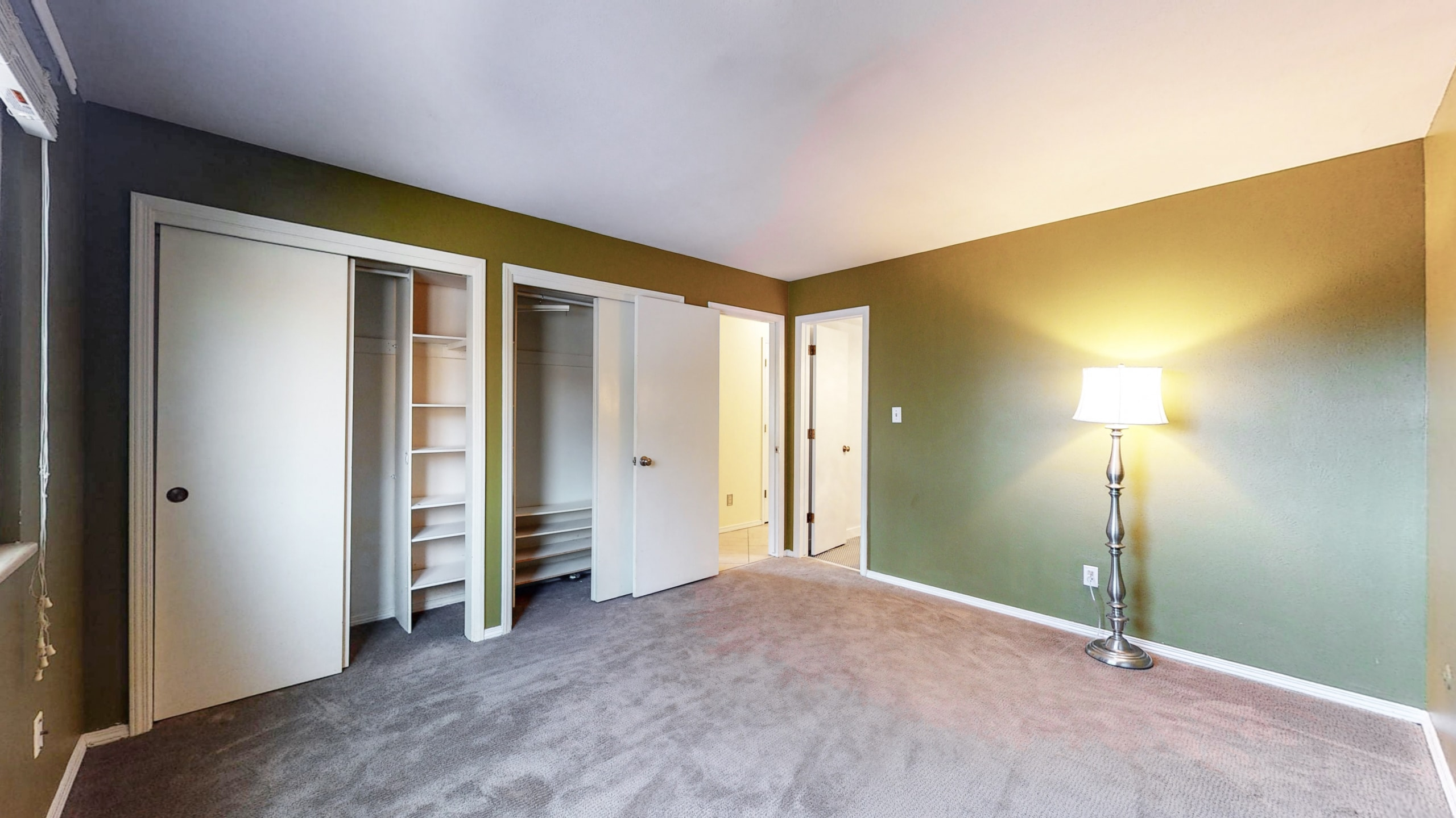 Brighton, CO home for sale, Main Floor Master, Green Walls, Updated Tile Bathroom