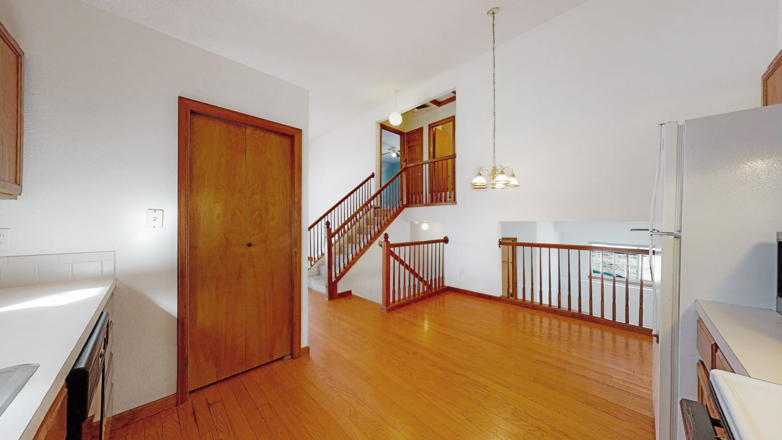 Brighton house for sale with eat-in kitchen open floor plan