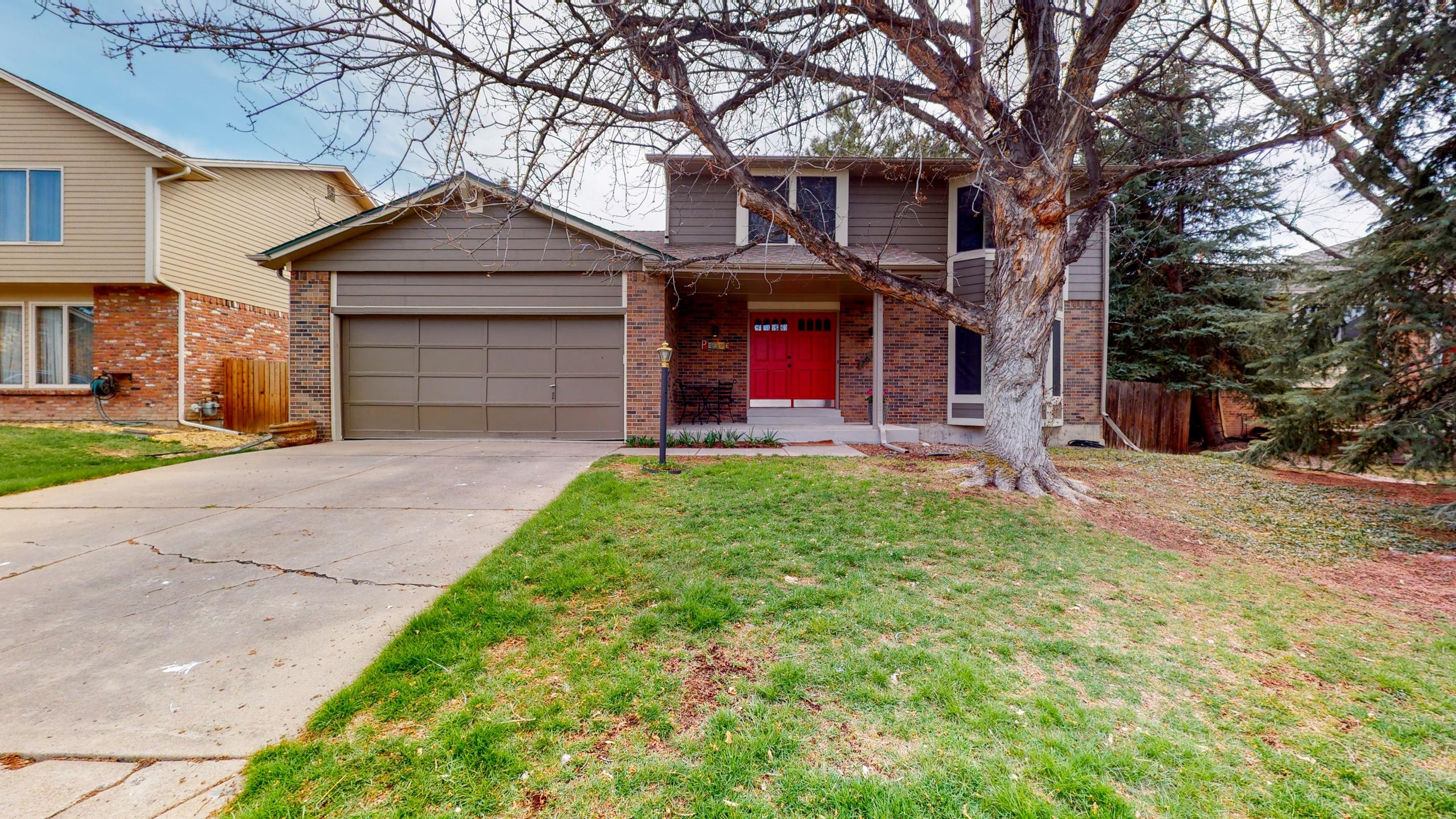Home for sale in Falcon Ridge Centennial, CO, large single family
