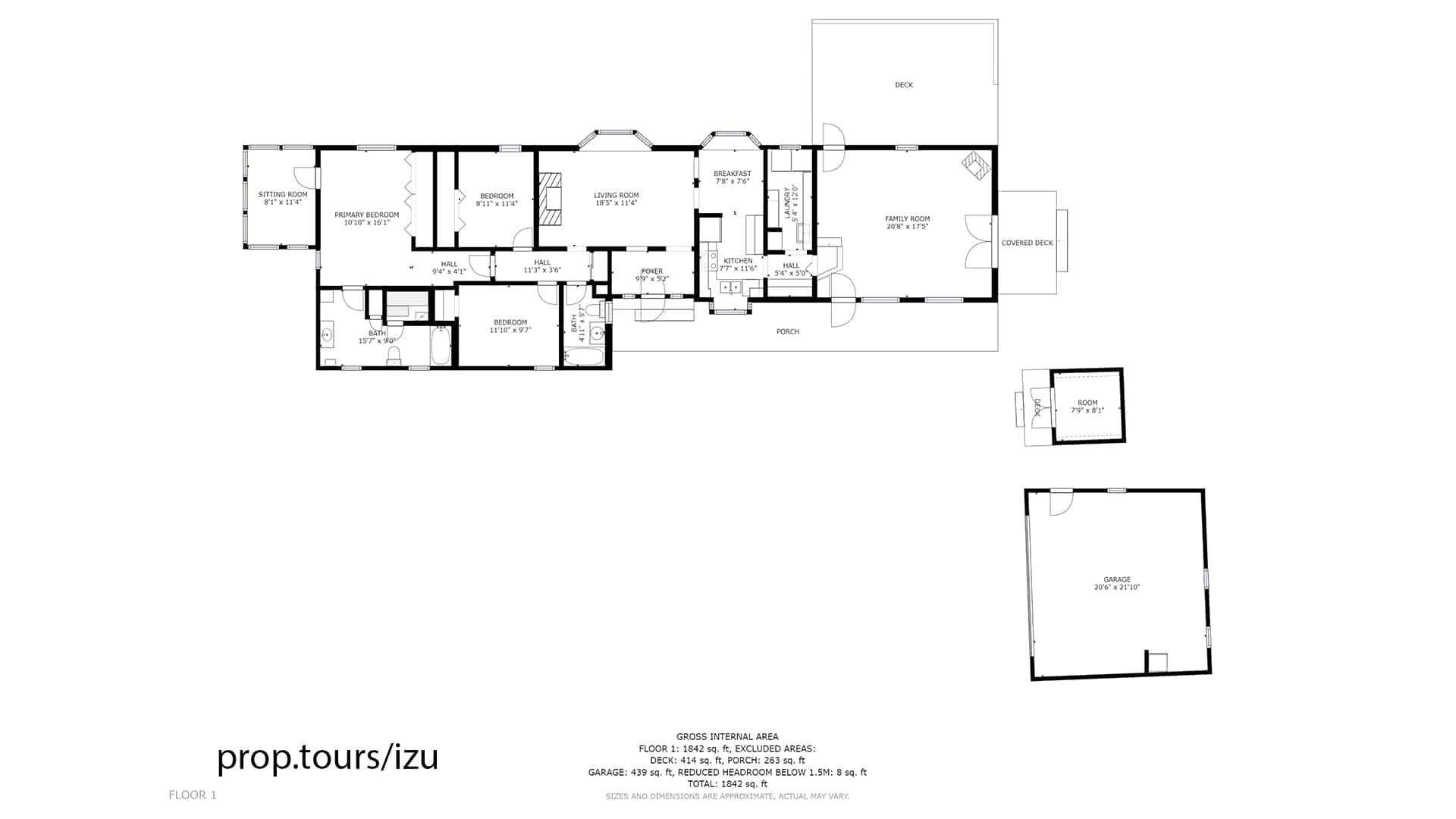 Evergreen home for sale floor plan
