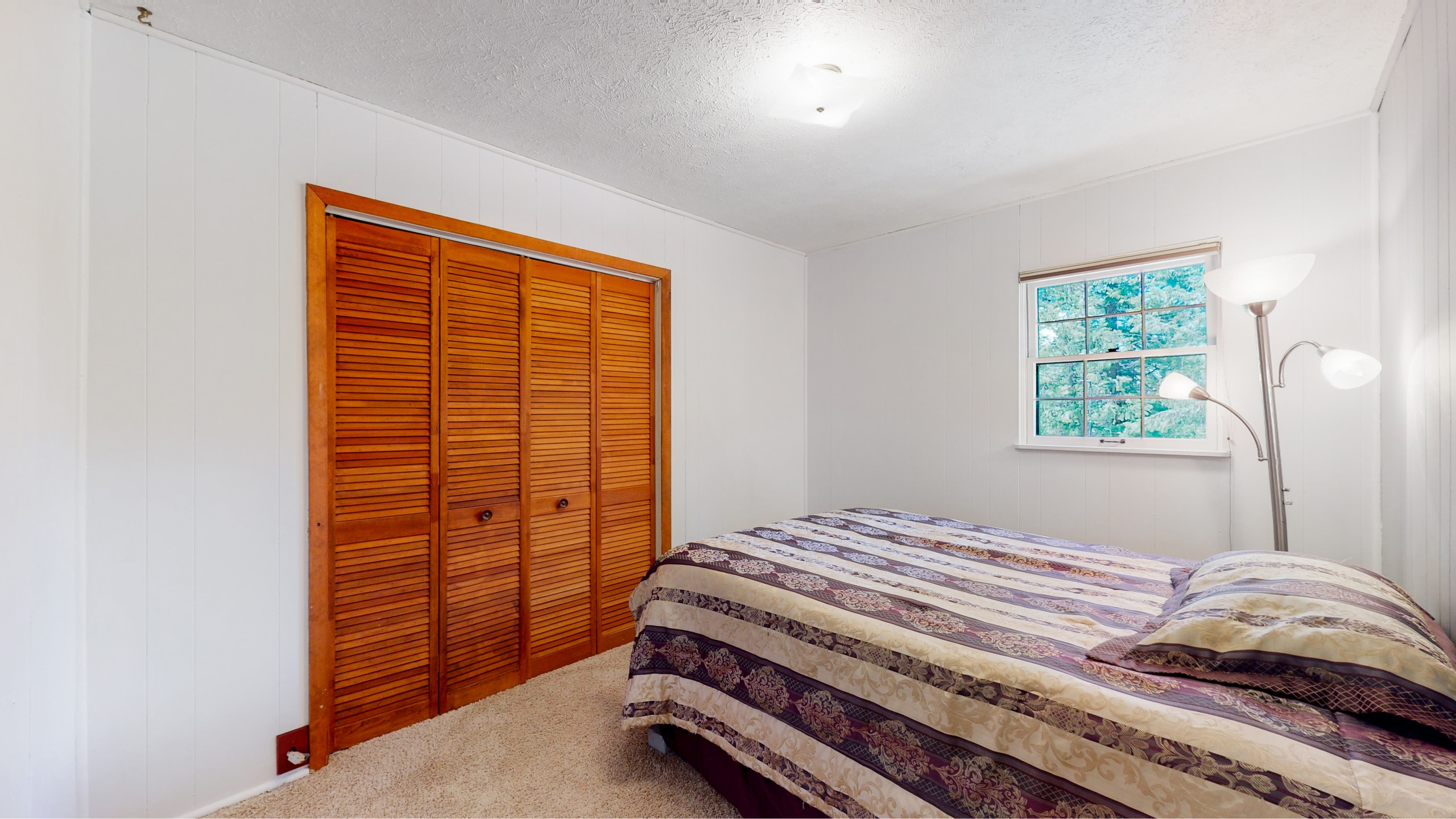 Extra bedroom perfect for guests