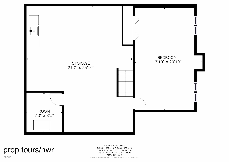 Basement Floor Plan Home for sale in Arvada